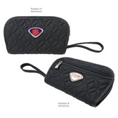 Clemson Tigers Women's Travel Wallet CLEMSON PAW/CLEMSON WORD