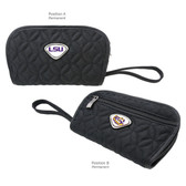 LSU Tigers Women's Travel Wallet LSU INITIALS/LSU MASCOT - TIGER