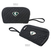 Michigan State University Women's Travel Wallet MICHIGAN STATE SPARTY/MICHIGAN STATE CAPITAL S