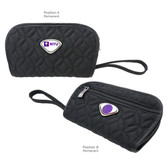 New York University Women's Travel Wallet NYU INITIALS/NYU CREST