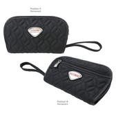 Clemson Tigers University Women's Travel Wallet CLEMSON WORD/ALUMNI