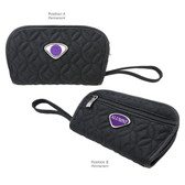New York University Alumni Women's Travel Wallet NYU CREST/ALUMNI