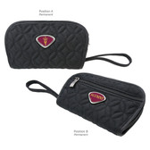 Arizona State Sun Devils Alumni  Women's Travel Wallet ARIZONA STATE PITCH FORK/ALUMNI
