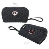 Georgia Bulldogs Alumni Women's Travel Wallet GEORGIA CAPITAL G/ALUMNI