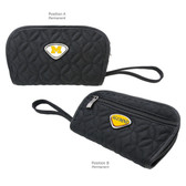 Michigan Wolverines Alumni Women's Travel Wallet MICHIGAN CAPITAL M/ALUMNI