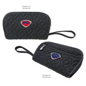 Ole Miss Rebels Alumni Women's Travel Wallet UNIV. OF MISSISSIPPI OLE MISS/ALUMNI