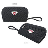 Harvard Crimson Women's Travel Wallet HARVARD SHIELD/ALUMNI