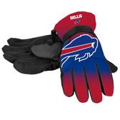 Buffalo Bills Gloves Insulated Gradient Big Logo Size Small/Medium