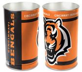 Cincinnati Bengals Wastebasket 15 Inch