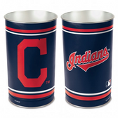 Cleveland Indians Wastebasket 15 Inch