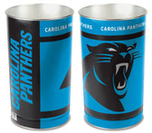Carolina Panthers Wastebasket 15 Inch
