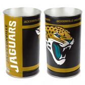 Jacksonville Jaguars Wastebasket 15 Inch