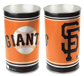 San Francisco Giants Wastebasket 15 Inch