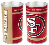 San Francisco 49ers Wastebasket 15 Inch