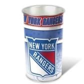 New York Rangers Wastebasket 15 Inch
