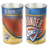 Oklahoma City Thunder Wastebasket 15 Inch