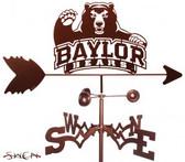 Baylor Bears Garden Weathervane