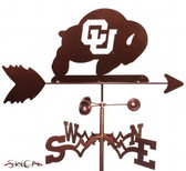 Colorado Buffaloes Garden Weathervane