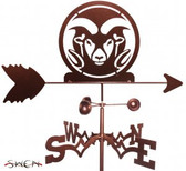 Colorado State Rams Garden Weathervane