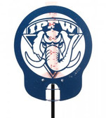 Indiana Univ.-Purdue Univ. Fort Wayne (IPFW) Garden Weathervane