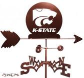 Kansas State Wildcats Garden Weathervane