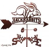 SDSU Jackrabbits Garden Weathervane