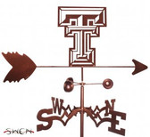 Texas Tech Red Raiders Garden Weathervane
