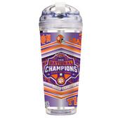 Clemson Tigers 2018 National Champions 24oz Acrylic Tumbler