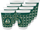 Kentucky Derby 145th Dated 16 oz. Beverage Cups - 8/pkg.