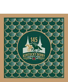 Kentucky Derby 145th Dated Beverage Napkins - 24/pkg.