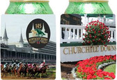 Kentucky Derby 145th Dated Collapsible Can Holder