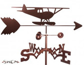 AIRPLANE - FLOAT Garden Weathervane