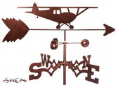 AIRPLANE - TAILDRAGGER Garden Weathervane
