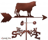 COW - STEER Garden Weathervane
