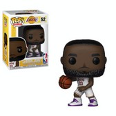 Lebron James Los Angeles Lakers Funko Pop! White Uniform #52