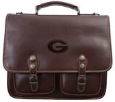 Georgia Bulldogs Sabino Canyon Briefcase