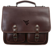 West Virginia Mountaineers Sabino Canyon Briefcase