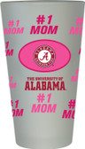 Alabama Crimson Tide #1 Mom Pint Glass