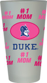 Duke Blue Devils #1 Mom Pint Glass