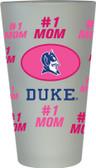 Duke Blue Devils #1 Mom Pint Glass