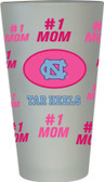 North Carolina Tar Heels #1 Mom Pint Glass