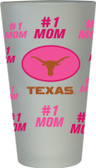 Texas Longhorns #1 Mom Pint Glass