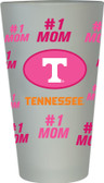 Tennessee Volunteers #1 Mom Pint Glass
