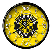 Columbus Crew Team Net Clock