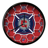 Chicago Fire Team Net Clock