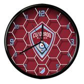 Colorado Rapids Team Net Clock