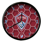 Colorado Rapids Team Net Clock
