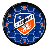Cincinnati FC Team Net Clock