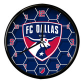 Dallas FC Team Net Clock