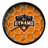 Houston Dynamos Team Net Clock